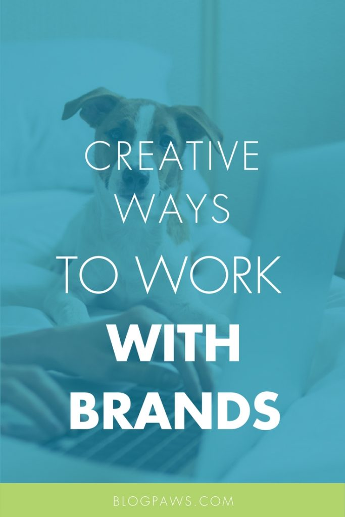 Creative ways bloggers can work with brands