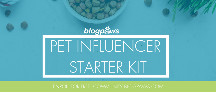 Pet Influencer Starter Kit Enroll Free