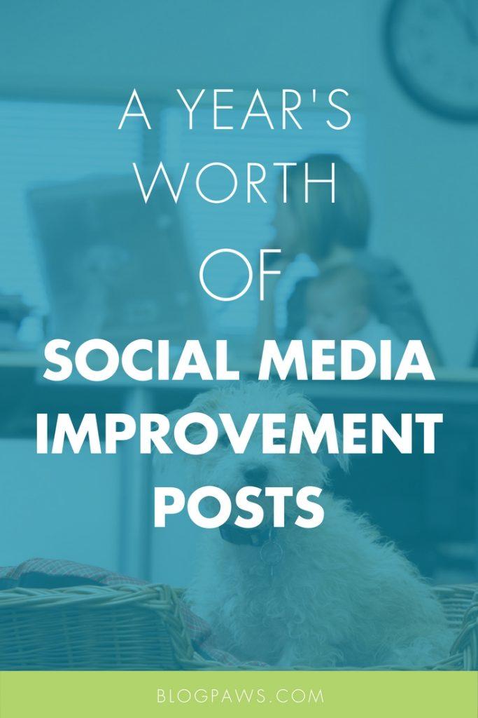social media improvement