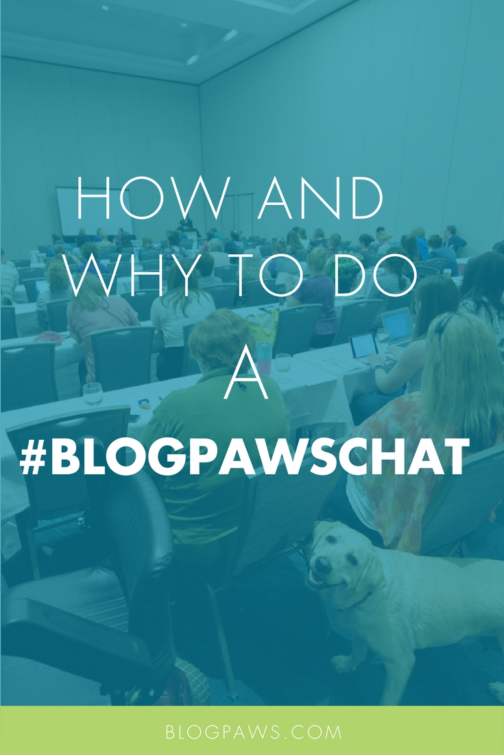BlogPawsChat how to