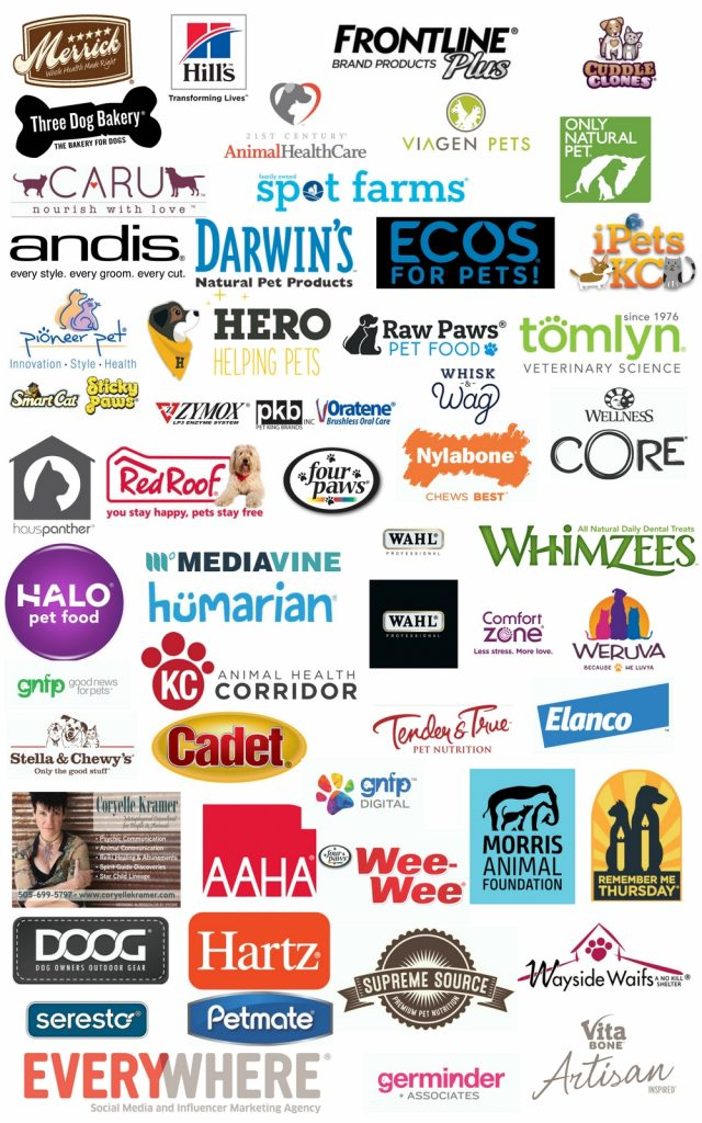 BlogPaws Conference 2018 Sponsors