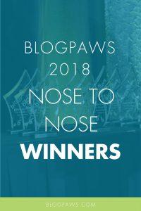 BlogPaws 2018 winners