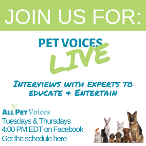 Pet Voices Live Schedule