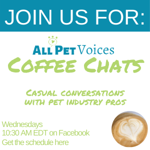 Join Wednesday morning's Coffee Chats
