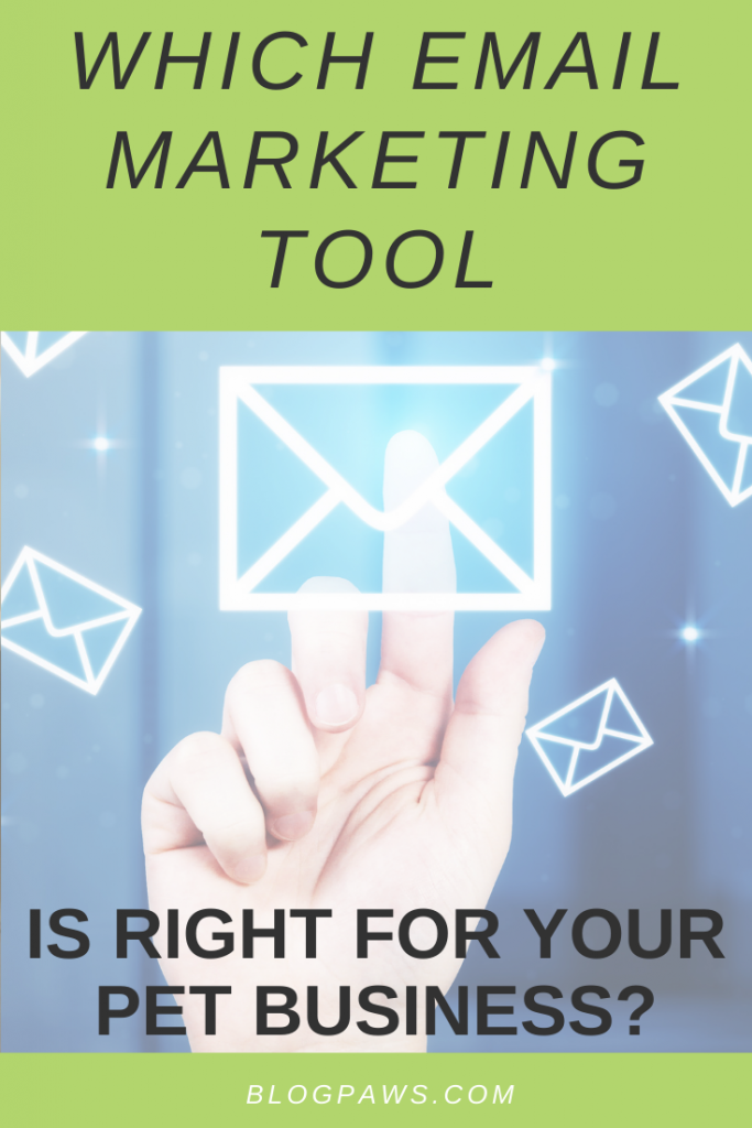 Which email marketing tool is right for your business