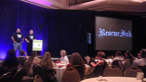 BlogPaws 2011 Opening Keynote: RescueInk