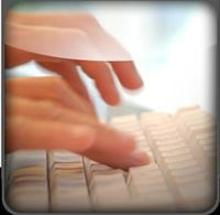 Typing-a-blog
