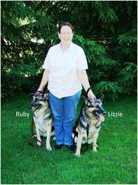 Ruby, Loretta and Lizzie
