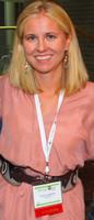 Dr. V (Jessica Vogelsang) at BlogPaws 2011