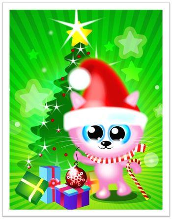 Kitty-christmas