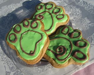 7 vegan bp cookies