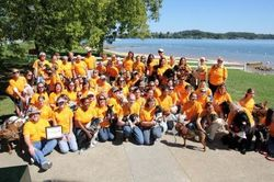 Silicon Valley K9 Cancer Walk_Group