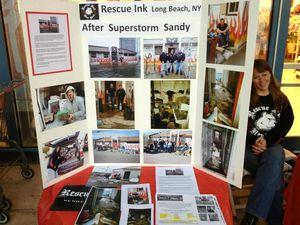 Rescue Ink Shelter Rebuild Fundraising Image