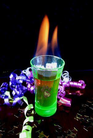 Flaming BlogShot