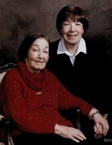 Marcia Polimer Abrams & Darlene